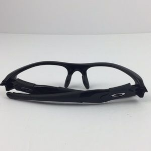 e6c4ae2cb3 Oakley Accessories - Oakley Flak Jacket 1.0 Frames Only Polished Black